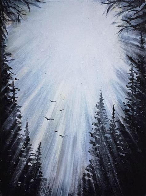 Working with canvas brings a whole new element to your art work. 30 Creative Black And White Painting Ideas On Canvas