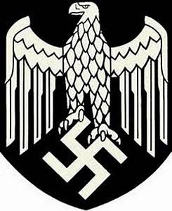 German Eagle Flag Wallpaper - ma