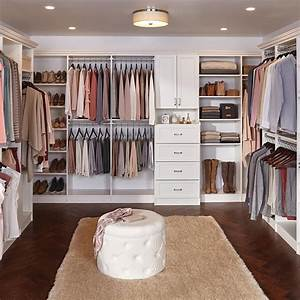 The, Home, Depot, Installed, Walk-in, Wood, Closet, Organization, System-hdinstwiwcos