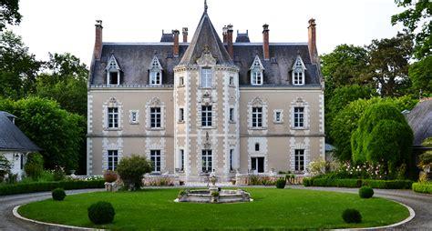 chambre d hotes chateaux de la loire dormir au château et déguster des vins du val de loire