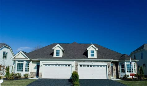 luxury ranch style homes remain  horizons  delaware crossing njcom
