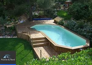 amenagement piscine hors sol debordement With amenagement autour piscine hors sol