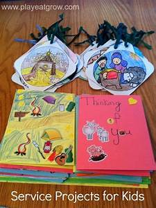 32 best Service projects for kids images on Pinterest ...