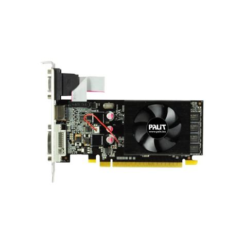 carte graphique pc bureau carte graphique palit geforce gt 610 1 go