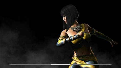 mortal kombat  tanya variations official breakdown