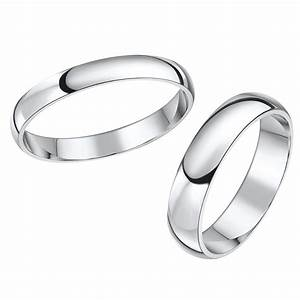 his hers white gold wedding rings matching sets for With his and hers white gold wedding rings