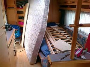 Etagenbett Im Wohnwagen Bauen : Wohnwagen selber bauen. bett bauen nestorleyton