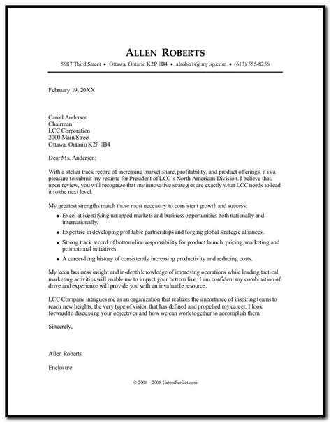 Cover Letter Changing Career Path Exles by Cover Letter For Changing Career Paths Exle Cover
