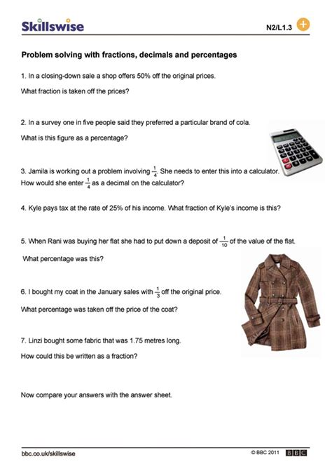 year 7 word problems math worksheets uk 208224 myscres