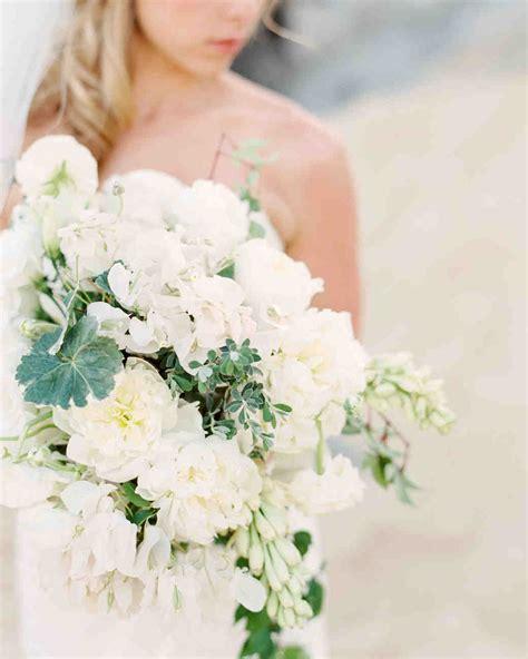 chic cascading wedding bouquets martha stewart weddings