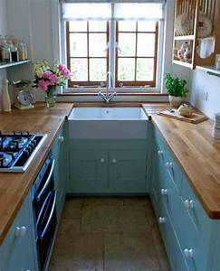 Küchen Vintage Style : comment amenager une petite cuisine ~ Sanjose-hotels-ca.com Haus und Dekorationen