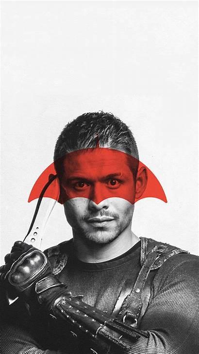 Umbrella Academy Lockscreens Hargreeves Diego Number David
