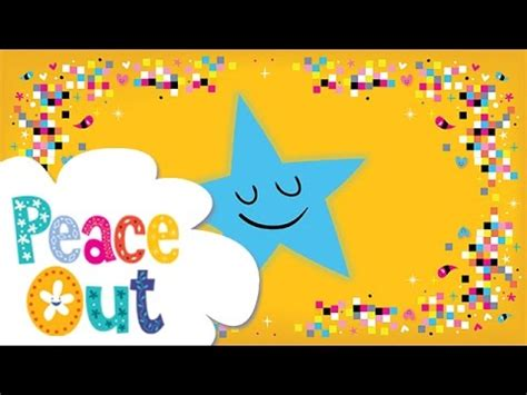 peace  guided relaxation  kids  starfish youtube