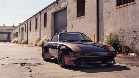 Jdm Legends 1984 Savanna Rx 7 Wallpaper