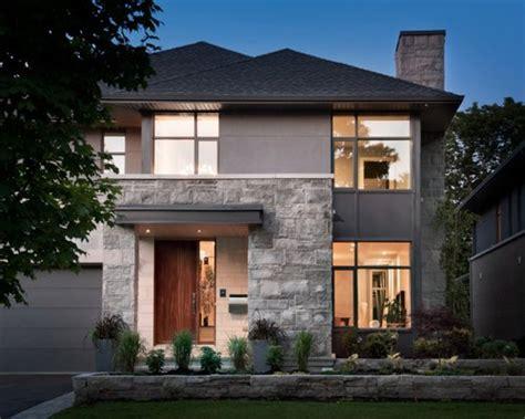 Moderne Einstöckige Häuser by Moderne H 228 User Ottawa Ideen F 252 R Die Fassadengestaltung