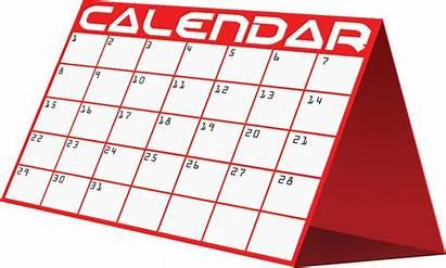 Calendar Clipart Transparent