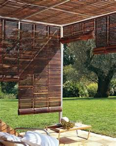 Outdoor Shades For Patio by 24 Beautiful Outdoor Blinds Messagenote