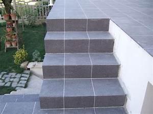 dalle terre cuite exterieur trmie escalier bton with With dalle terre cuite exterieur