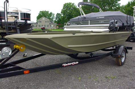 Grizzly Boat Reviews by Used Tracker Jon Boats For Sale Boats