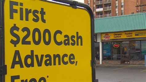 Payday Loan Lending Rates In Alberta Lowest In Canada