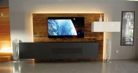 Tv Board Mit Rückwand fernsehm 246 bel sideboard kabelf 252 hrung massiv altholz tv