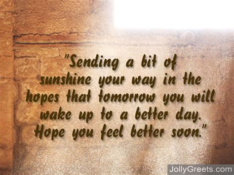 Jan 19, 2021 · if you are close to the card recipient, write a get well saying that expresses your love and gratefulness. What to Write in a Get Well Soon Card - Get Well Soon Messages