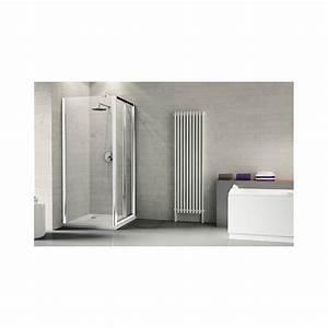 paroi fixe douche youngf78 pour pose avec une porte en With poser une porte de douche