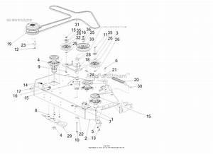 Mtd 17bsdalb099  247 270500   Z8200   2017  Parts Diagram
