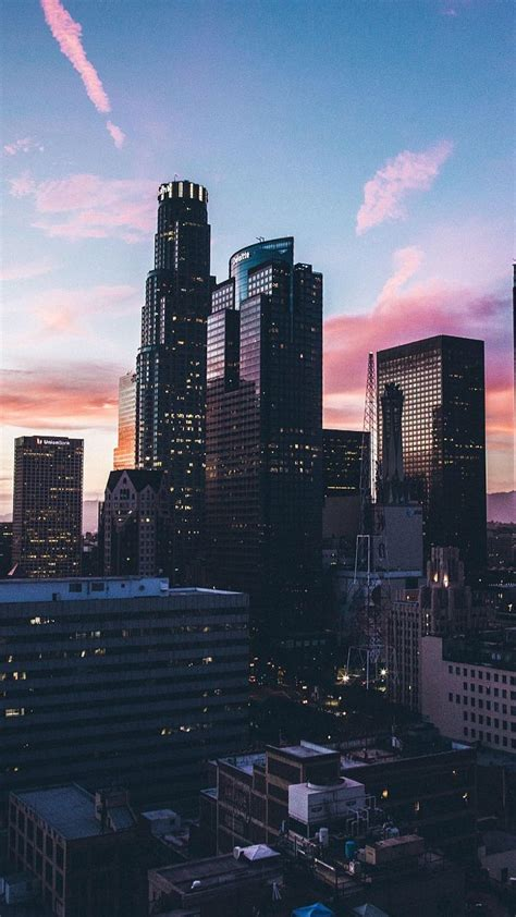 los angles sunset iphone wallpaper wallpaper