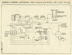Info Needed  No  2 Mk  Ii  Wiring Diagram