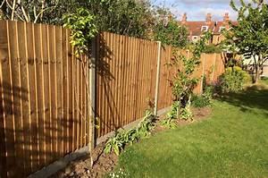 Garden, Fencing, Norfolk