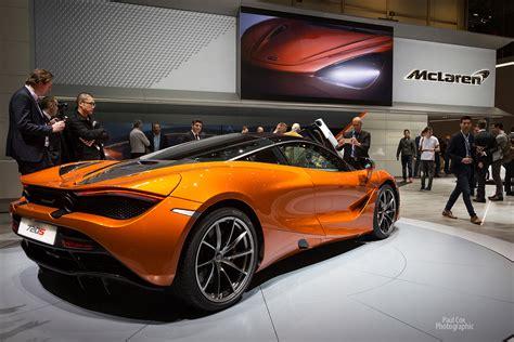 Exotic Cars Dominate In Geneva Motor Show 2017 As