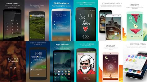 lock screen apps for android 8 best lock screen apps for android prime inspiration