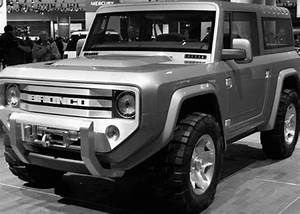 Owner Manual 2016 Ford Bronco And Concept