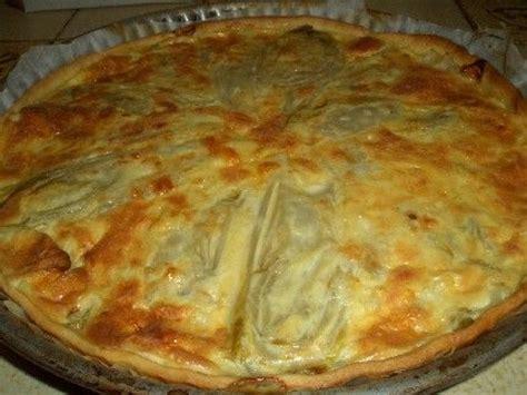comment cuisiner des endives la tarte aux endives une recette facile