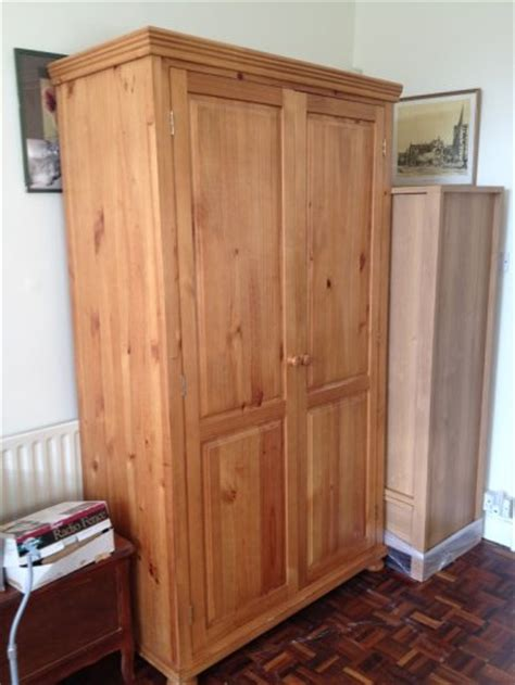Wood Wardrobes For Sale by Solid Wood Wardrobes For Sale In Killiney Dublin From