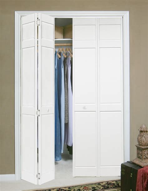 Bifold Closet Door Opening by Wood Bifold Doors Home Fashion Technologies