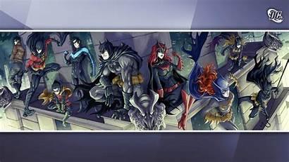 Batman Nightwing Comics Dc Wallpapers Wallpaperup