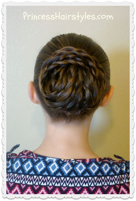 Easy Princess Hairstyles For by Textured Updo Easy Hair Tutorial Hairstyles For