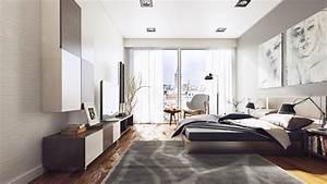 Warm Contemporary Interiors - Futura Home Decorating