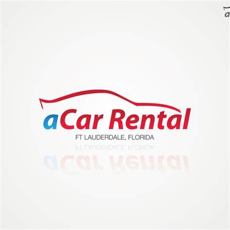 a car rental logo logo design contest