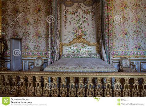 la chambre de la reine chambre à coucher de la reine château de versailles