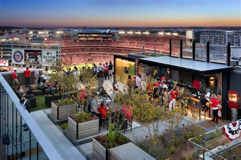 The Yard by The 20 Best Rooftop Bars Restaurants In Dc Washington Org