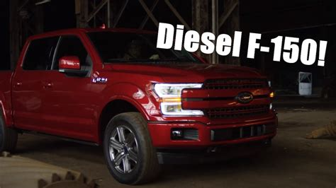 2018 Ford F150 Diesel! Everything you need to know!   Doovi