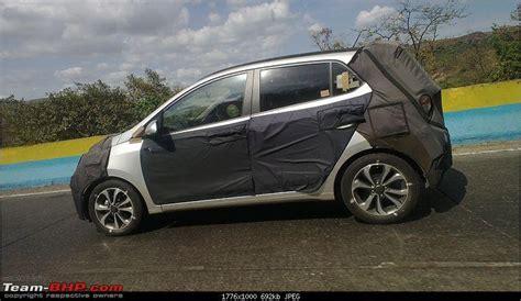Hyundai Brilliant Testing Carblogindia