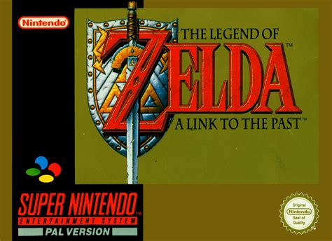 The Legend Of Zelda A Link To The Past Game Giant Bomb