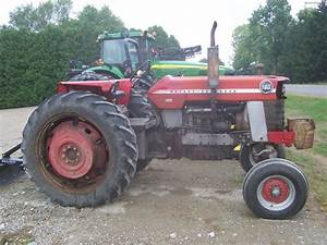 1967 Massey - Ferguson 180 Tractors