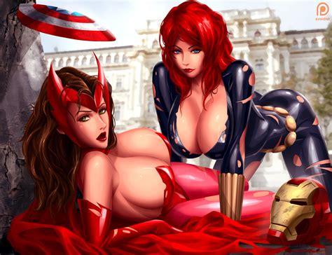 Civil War By Svoidist Hentai Foundry