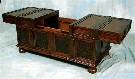 Buy Coffee Tables With Storage coffee table coffee table with storage sliding top s plans