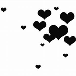 Hearts Black And White Backgrounds images